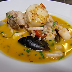 Fish and Seafood Soup
