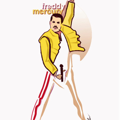 Freddie Mercury Live Tribute Thursday 11th November  from 19:30  Free Show