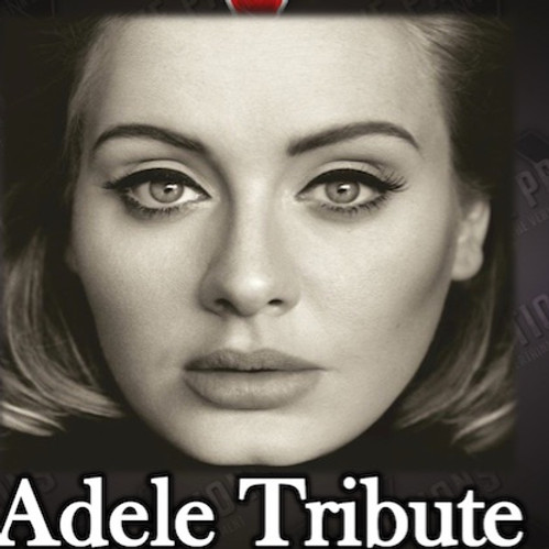 """""""Adele"""" Live Tribute by Maria Harriott Free Show"""