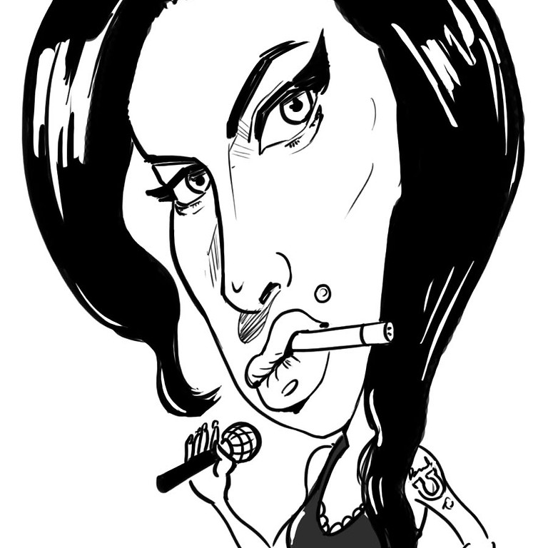"""""""Amy Winehouse"""" Live Tribute 9th September from 19:30"""