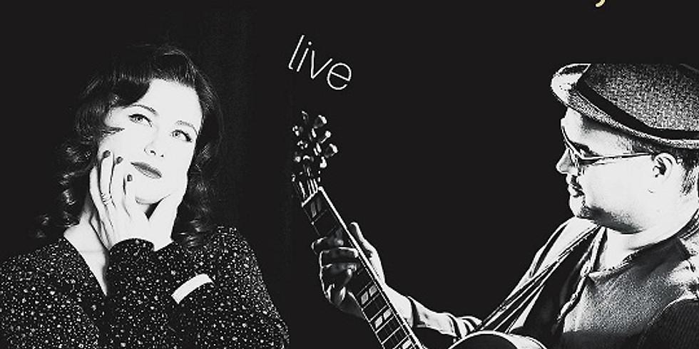 Sunday Jazz 25th October with Viviana Zarbona & R Banerjee