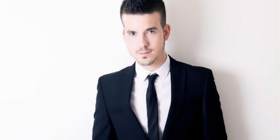 """""""Michael Buble""""  Free Live Show by Luke Hingley Thursday 1st July  from 19:30"""