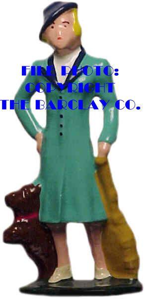 #002 - Woman Passenger