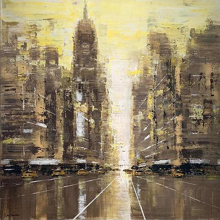 Golden Manhattan 80x80cm.jpg