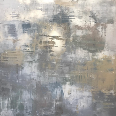 Reflections 120x120cm