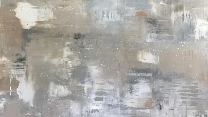 Soft Taupe 120x120cm