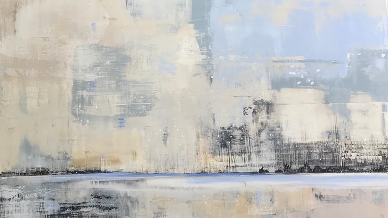 First Frost 120x120cm