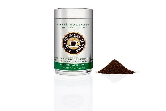 Moka Pot İçin Öğütülmüş Kafeinsiz Kahve
