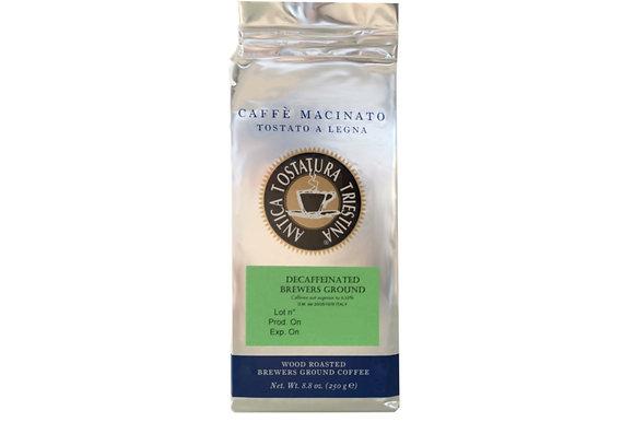 Öğütülmüş Kafeinsiz Filtre Kahve 250 Gr
