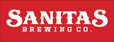 Red Sanitas Brewing Co Banner