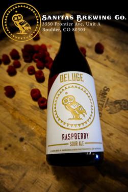 Raspberry Deluge Front