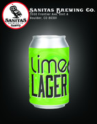 Lime Lager Front