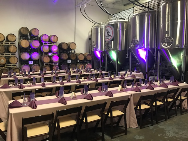 Brewhouse Private Event