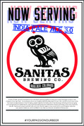 Now Serving IPA Poster