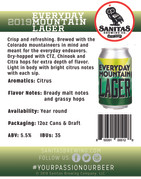 Everyday Mountain Lager