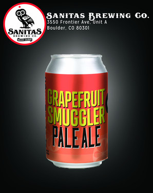 Grapefruit Smuggler Front