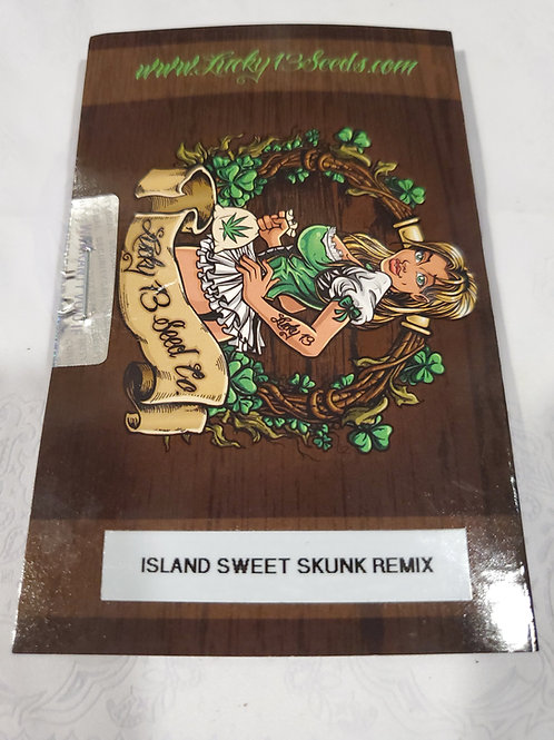 Island sweet skunk remix + freebies