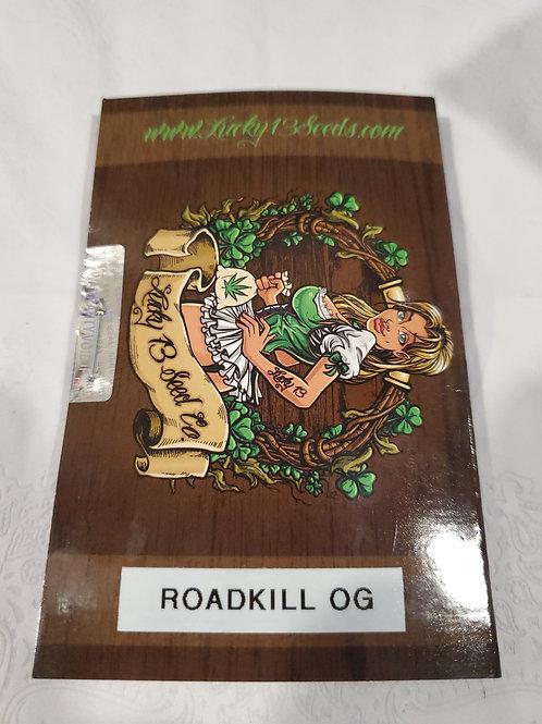 Roadkill OG + freebies
