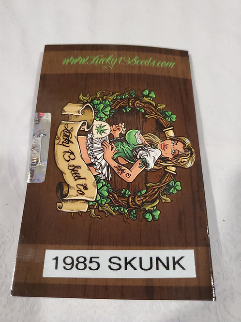 1985 Skunk + freebies