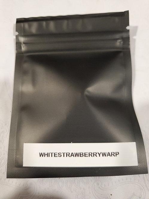 White Strawberry Warp