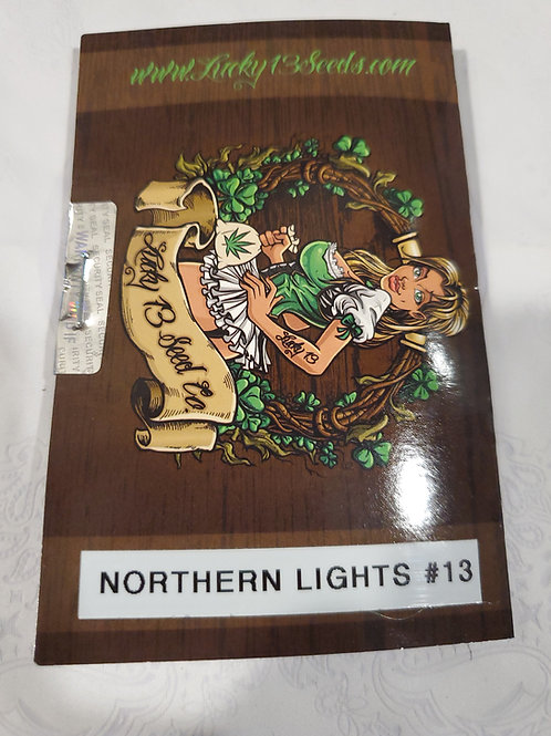 Northern Lights #13 + freebies
