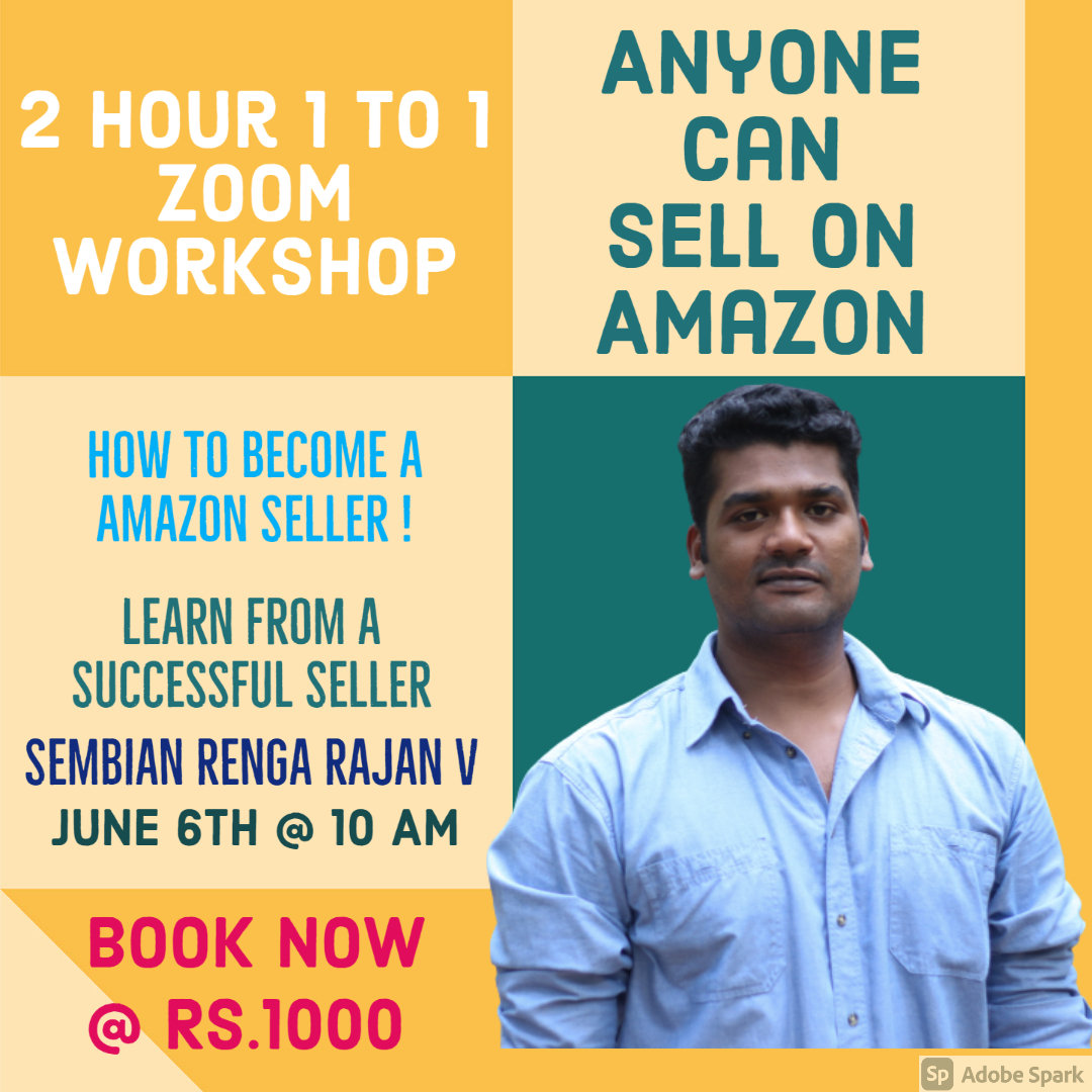 Amazon Seller Advance 1to1 Workshop