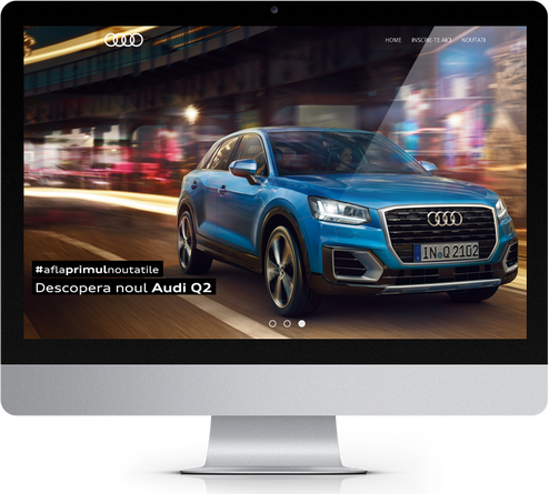 Discover the new Audi Q2 1