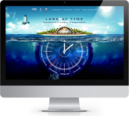 Convert your time in experiences with Audi at Neversea 1