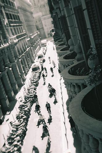 The Bicycles of Barcelona - Grae J. Wall - 2014.JPG