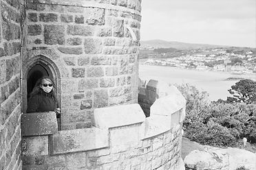 St Michael's Mount - Grae J. Wall. Bierette BL.jpg