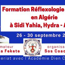 Formation Réflexologie Faciale à Hydra - Alger - Algérie