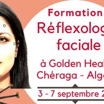 Formation Réflexologie Faciale à Golden Healing Chéraga - Algérie