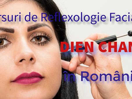 Cursuri de Reflexologie Facială  în parteneriat cu Academia Internațională de Dien Chan din Paris