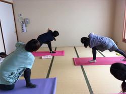 yoga ciecle nagomi