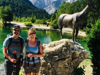 Etappen 22 - 28: Baumgartnerhöhe bis Cividale del Friuli