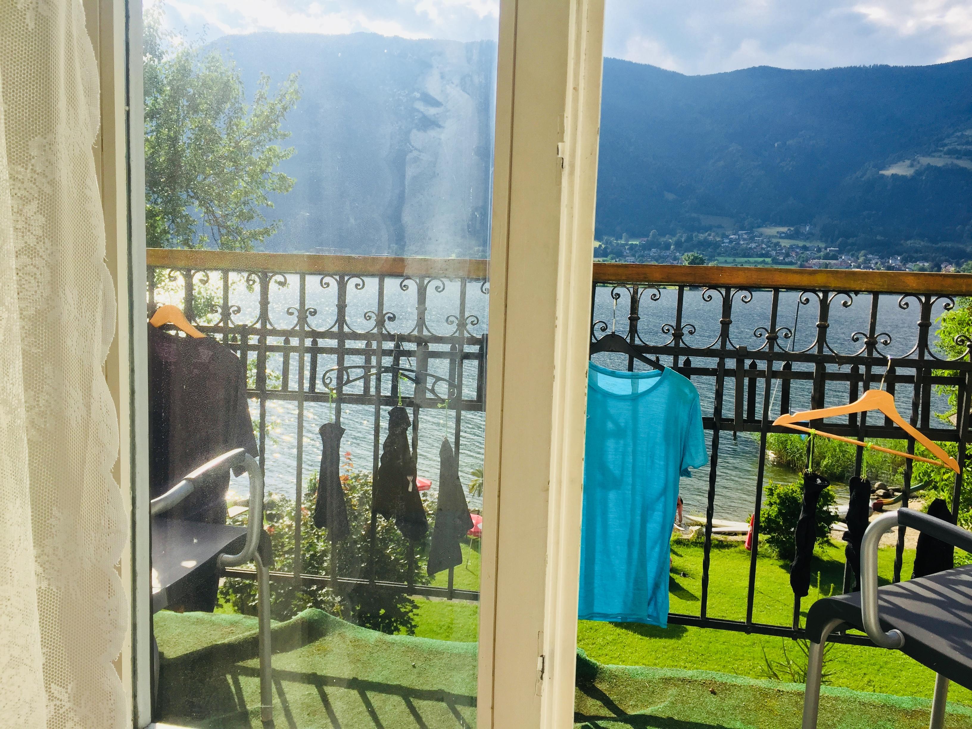 E19-3 Zimmer mit Aussicht auf den Ossiachersee