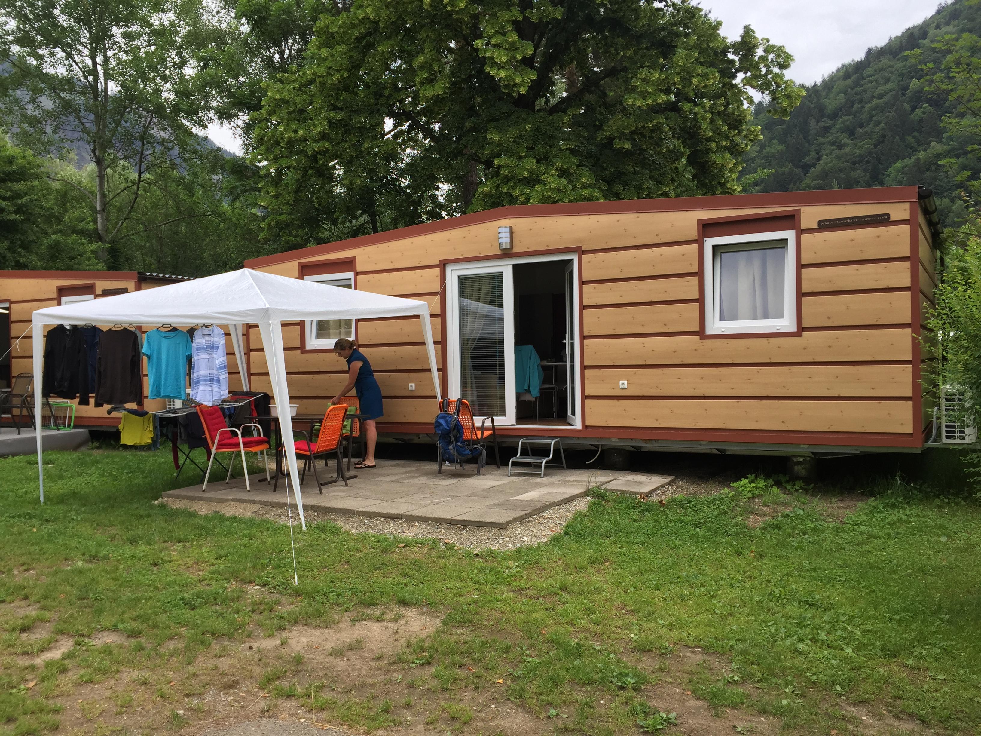 E13-5_Mobilheim_Camping_Döbriach
