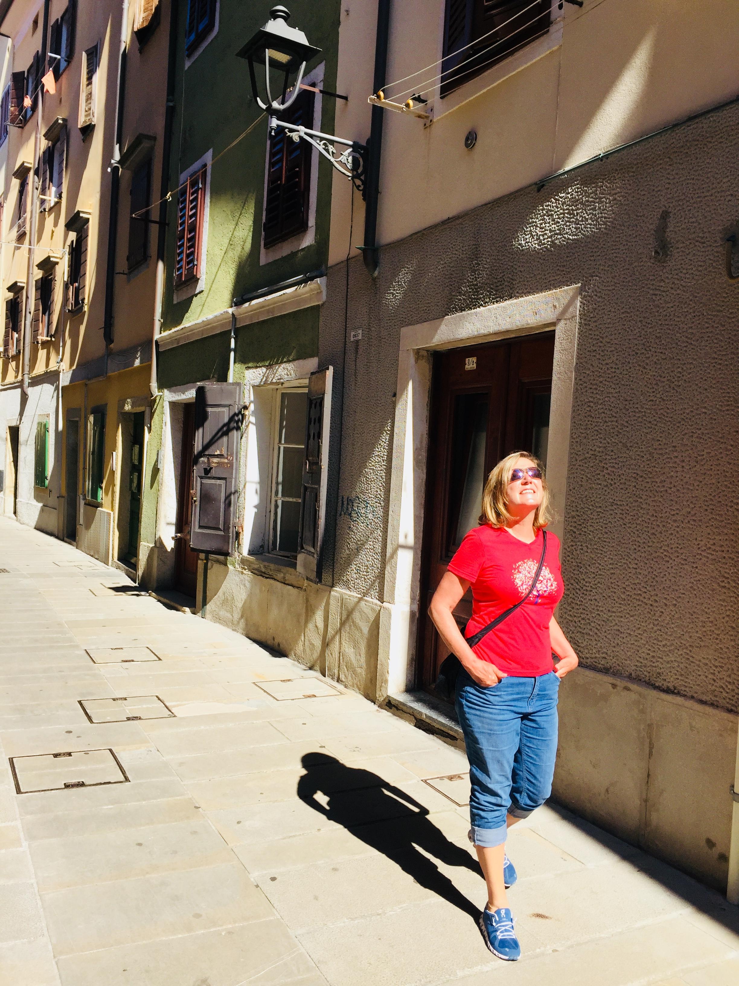 E38-1 Altstadt Muggia