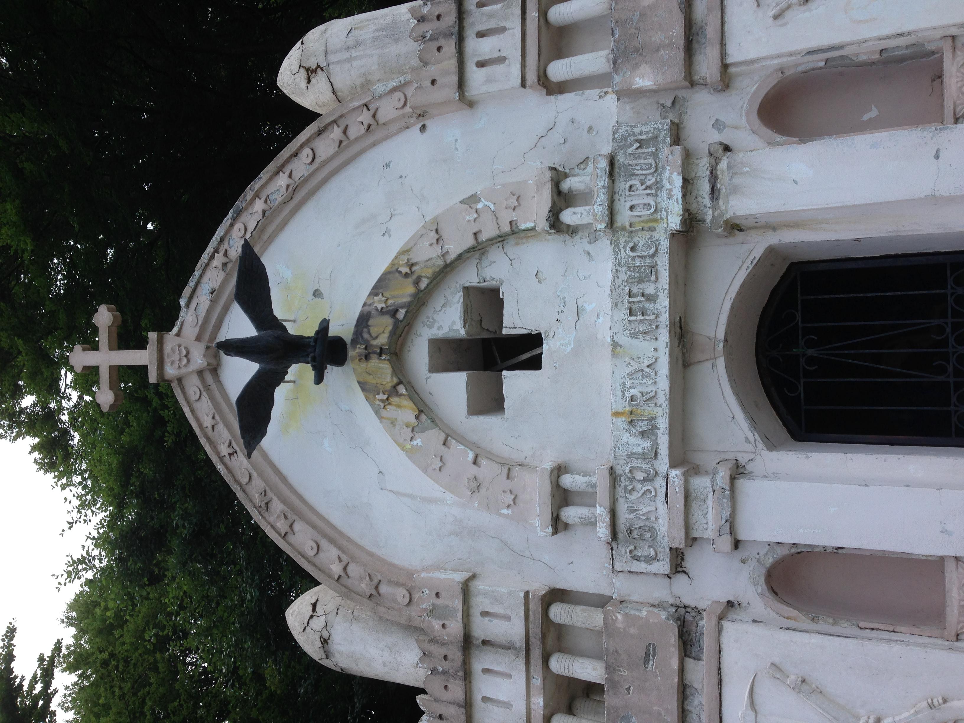 E26-1 Italienische Kapelle Planina