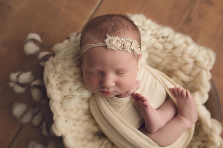 Gentry's Newborn Session {Newborn Photography}
