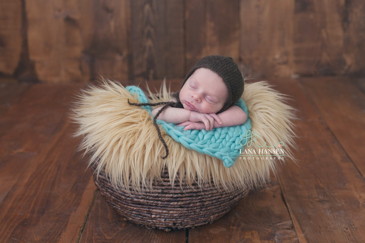Hanson Newborns {Newborn Photography}