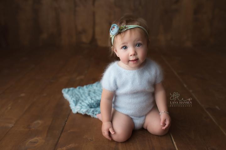Bertelson Smash Cake {Baby Photography}