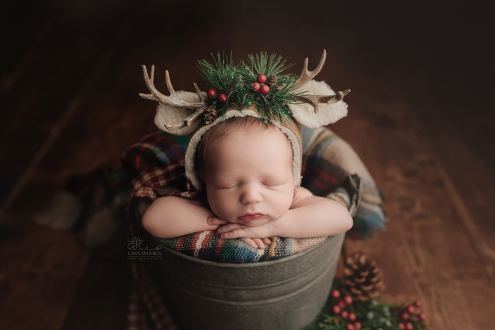 Baby L Newborn Session {Newborn Photography}