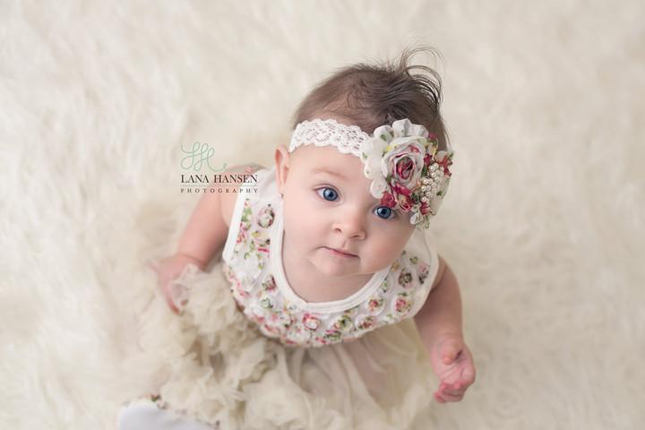 Jackman 6 months {Children Photography}