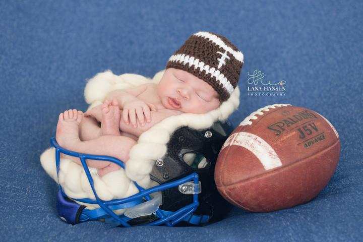 Jensen Newborns {Newborn Photography}