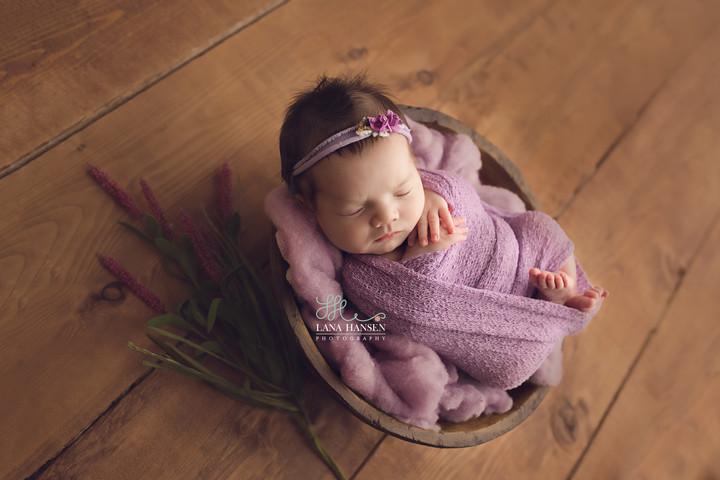 Clawson Newborn {Newborn Photography}