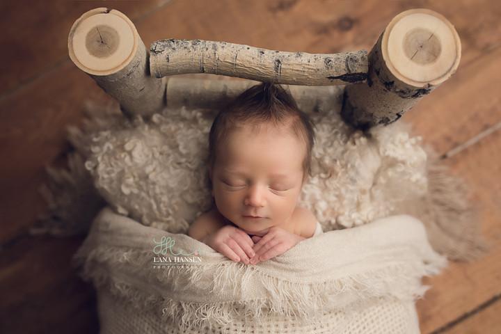 McKinlay Newborn {Newborn Photography}