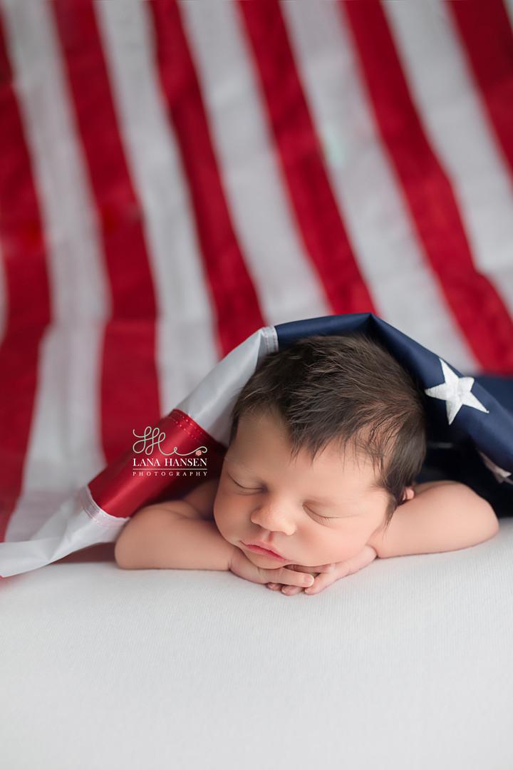 George Newborn Photography Session {Newborn Photographer}