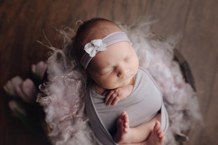 Baby Annecy Newborn Session {Central Utah Newborn Photography}