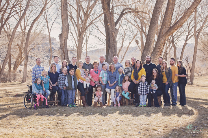 Roberts Extended Family {Family Photographer}